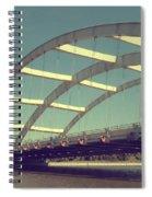 Freddie Sue Bridge Spiral Notebook