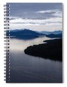 Frederick Sound Morning Spiral Notebook