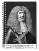 Frederick William (1620-1688) Spiral Notebook