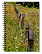 Fredricks Meadow Spiral Notebook