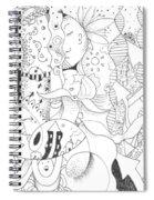 Free Flow Spiral Notebook