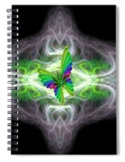 Free Flying Spiral Notebook