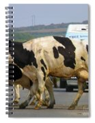 Free Home Delivery Spiral Notebook