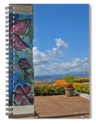 Free - The Berlin Wall Spiral Notebook