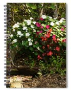 Free To Bloom Spiral Notebook