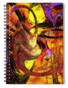Free Your Mind Spiral Notebook