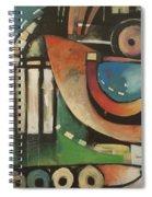 Freedom Jazz Dance Spiral Notebook