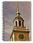 Freedom Rings Spiral Notebook