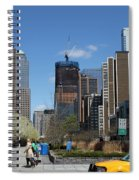 Freedom Tower 3 Spiral Notebook