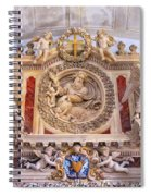 French Church Detail Spiral Notebook