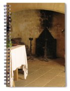 French Kitchen In Castelnaud Spiral Notebook