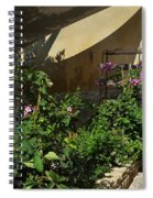 French Restaurant Spiral Notebook
