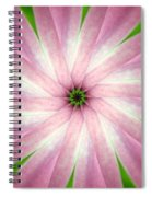 Fresh Pink Spiral Notebook