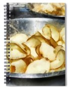 Fresh Potato Chips Spiral Notebook