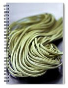 Fresh Tagliolini Pasta Spiral Notebook