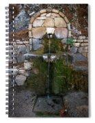 Fresh Water Spiral Notebook