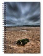 Freshwater West Blur Spiral Notebook