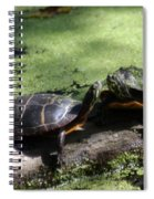 Friends For Life Spiral Notebook
