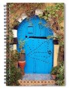 Friendship Door Spiral Notebook