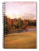 Friendship Pond Spiral Notebook