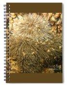 Frilled Sea Anemone Spiral Notebook