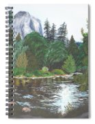 Frog's Eye View Spiral Notebook