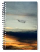 From Heaven With Love Spiral Notebook