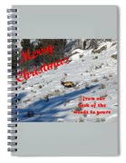 From Our Neck Of The Woods 6 Spiral Notebook