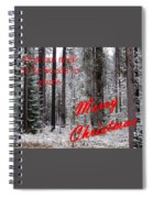 From Our Neck Of The Woods To Yours 3 Spiral Notebook