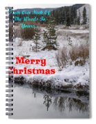 From Our Neck Of The Woods To Yours Spiral Notebook