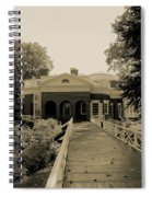 From The Garden To Home Spiral Notebook