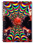 From The Heart Of The Rose Spiral Notebook