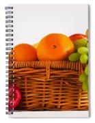 Fruit Basket Spiral Notebook