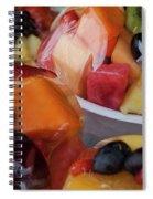 Fruit Cup Spiral Notebook