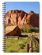Fruita Historic District Spiral Notebook