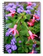 Fuchsia Standout Spiral Notebook