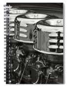 Fuel Spiral Notebook