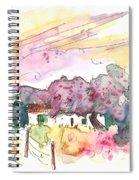 Fuente Obejuna 01 Spiral Notebook