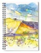 Fuente Obejuna 03 Spiral Notebook