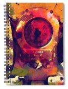 Full Stroke Spiral Notebook