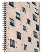 Fulton House. Chicago Spiral Notebook