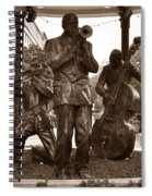 Fulton Square New Orleans Spiral Notebook