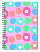 Fun Spots Spiral Notebook