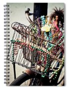 Funky Ride 2 Spiral Notebook