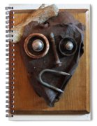 Funny Bone Spiral Notebook