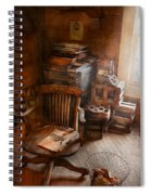 Furniture - Chair - The Engineers Office Spiral Notebook
