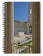 Futility Spiral Notebook