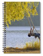 Fv3583, Natural Moments Photography Boy Spiral Notebook