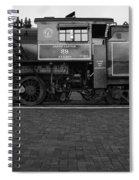 G C R 29 Spiral Notebook