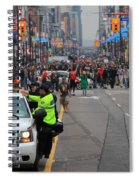 G20 Summit Toronto Spiral Notebook